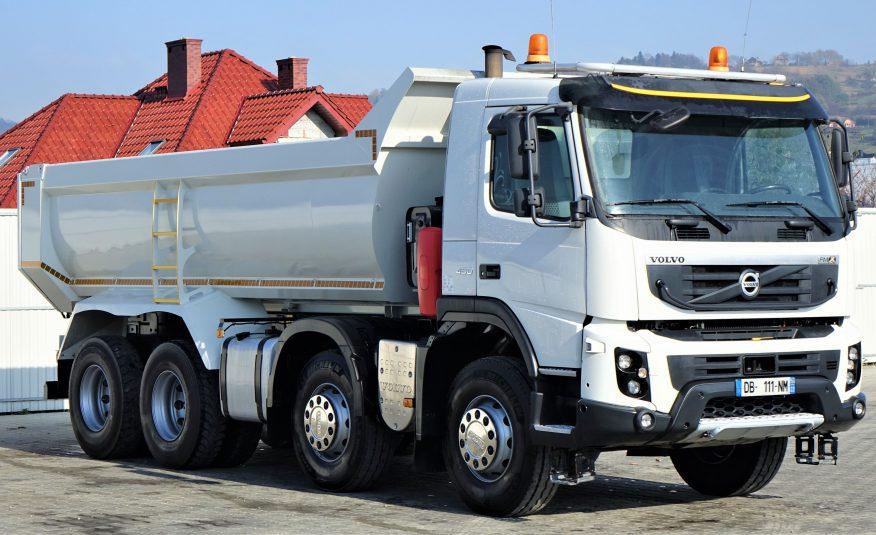 Volvo FMX 450 wywrotka *8×4* Stan BDB!