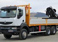 Renault Kerax 370 DXI* Skrzynia 6,30 m+HDS/PILOT !