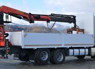 VOLVO FH 480 Skrzynia 6,60m+HDS *6×2* Stan BDB !!