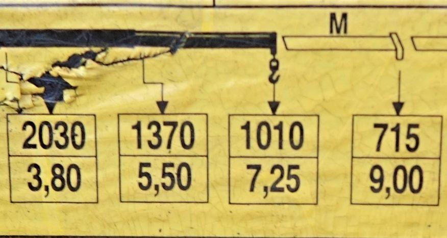 Daf LF 55.180 Skrzynia 7,20m+HDS/4×2 STAN BDB !!