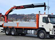 Volvo FM 12 340 Skrzynia 6,90m + HDS/PILOT *6×4*!