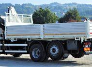 SCANIA 124L 420 WYWROTKA 6,10m + HDS+PILOT* 6×2 !
