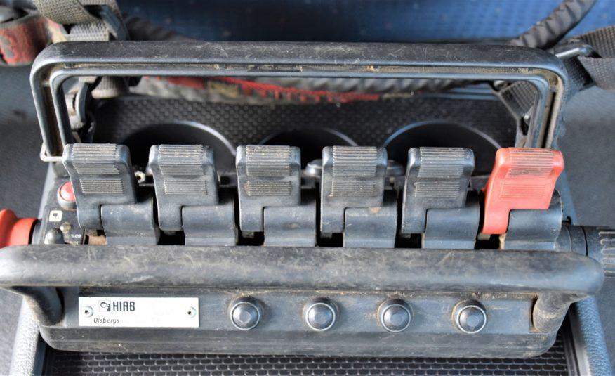 Volvo FM 440 HIAB 600E-6 + JIB1065X-4 + PILOT/ 8×4