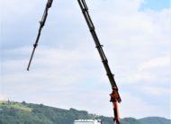 VOLVO FH 460 Skrzynia 5,70m * PK 40002 – EH F + JIB060B + PILOT/ 6×4