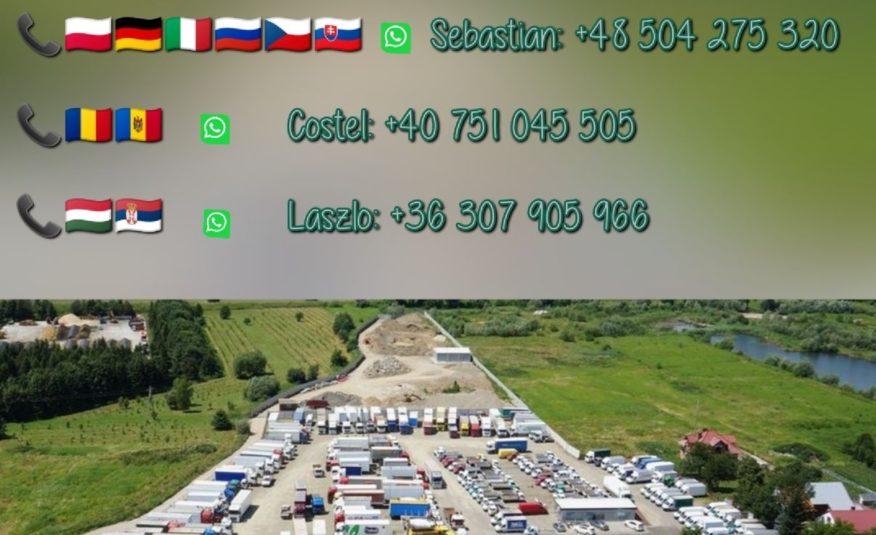 Scania P340 Skrzynia 7,20m + HIAB 200C-4+PILOT/6×4