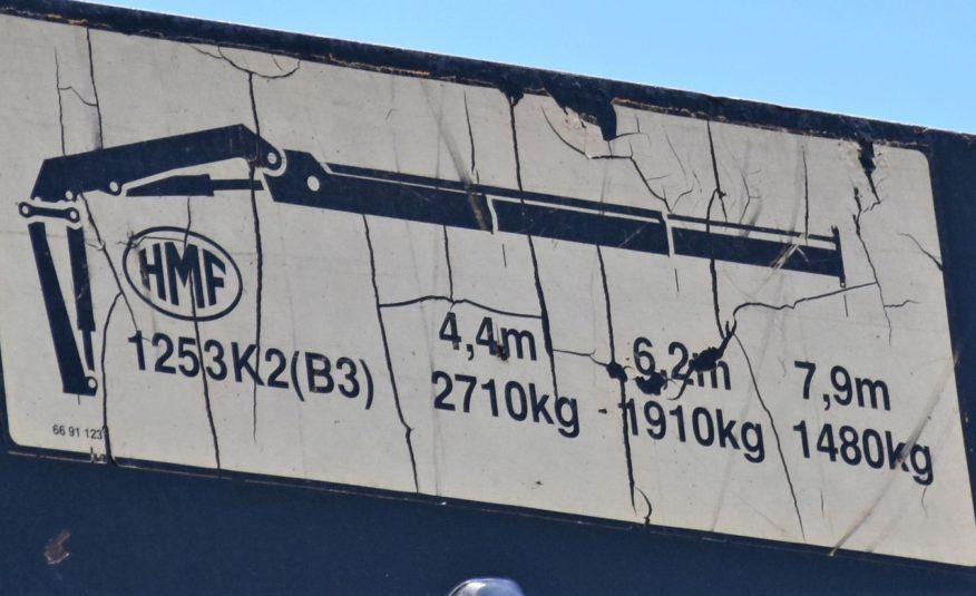 VOLVO FM WYWROTKA 5,60m* HMF 1253K2 / 6×6 /TERBERG
