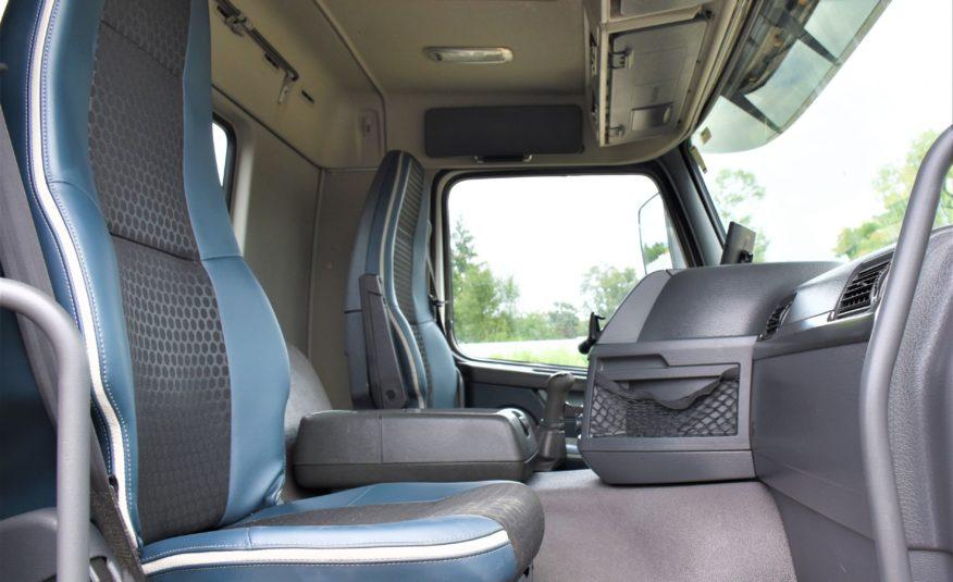Volvo FMX 370* WYWROTKA 4,70m + HIAB 166B-3HIDUO+PILOT/BORDMATIC/6×4