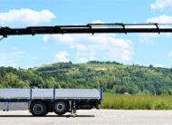 VOLVO FM9 340 SKRZYNIA 7,20m * HMF2820 K5 + PILOT