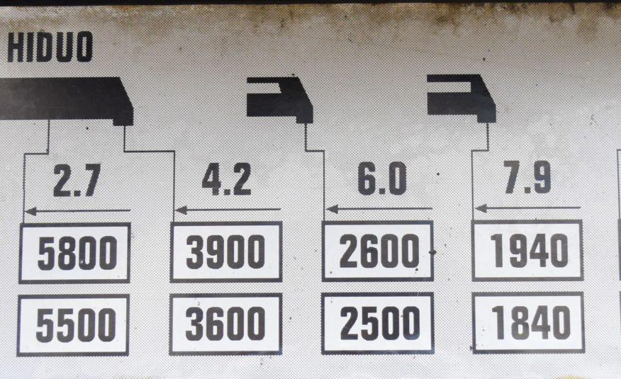 Mercedes Actros 2632 * HIAB 166BS-3HIDUO+PILOT/6×4
