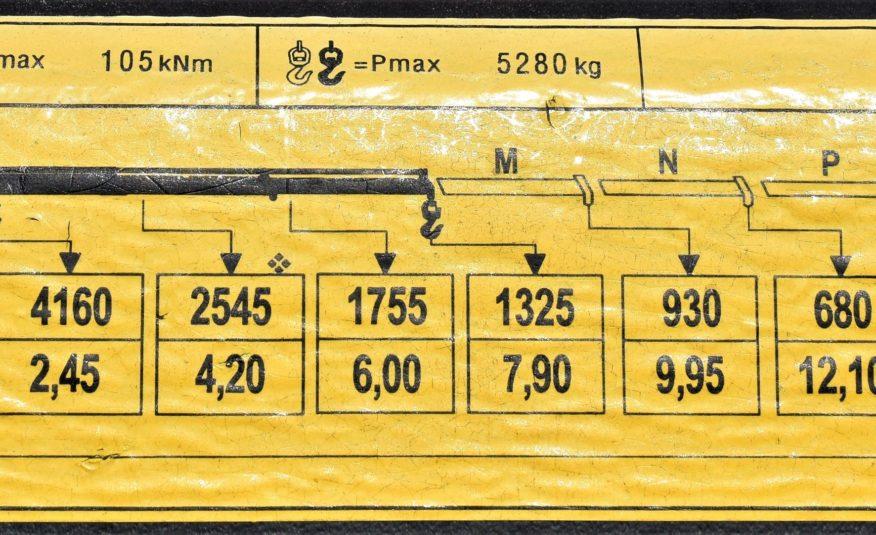 Renault PREMIUM 280 DXI WYWROTKA 5,30m + F110A.22